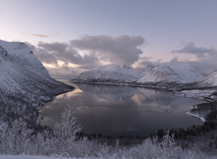Galerie Norwegen (Winter)