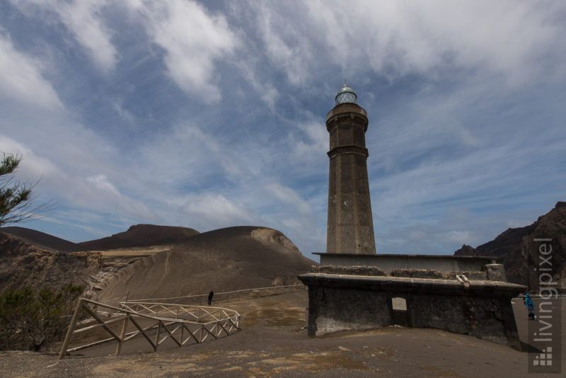 Versunkener Leuchtturm