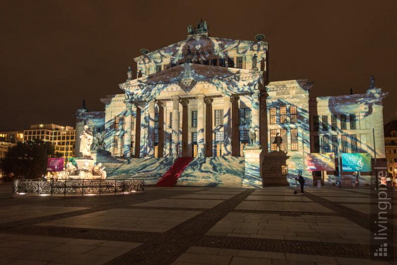 Festival of Lights, Konzerthaus