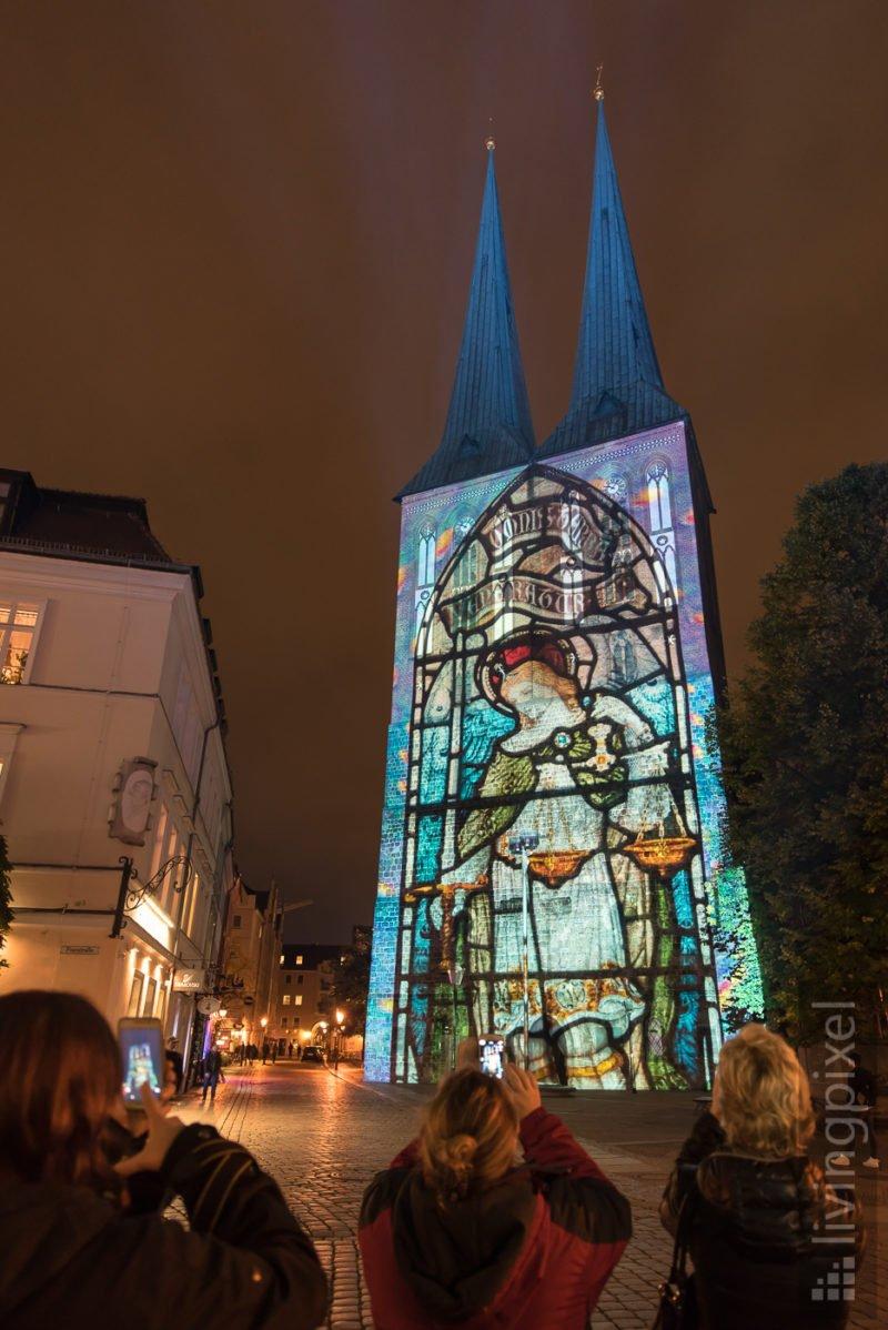 Festival of Lights, Nikolaikirche